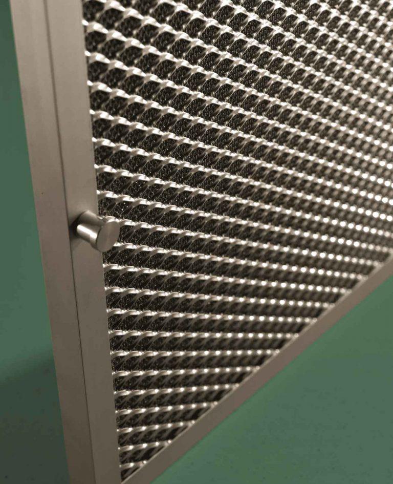 Filtre-aluminium
