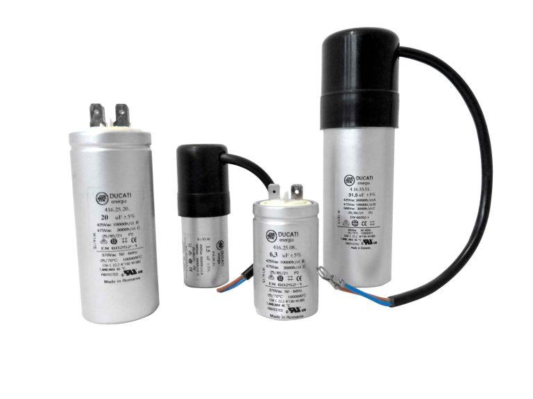 Condensateurs métalliques